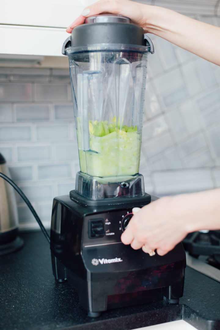 Eva Amurri Martino shares her recipe for a celery juice reset!