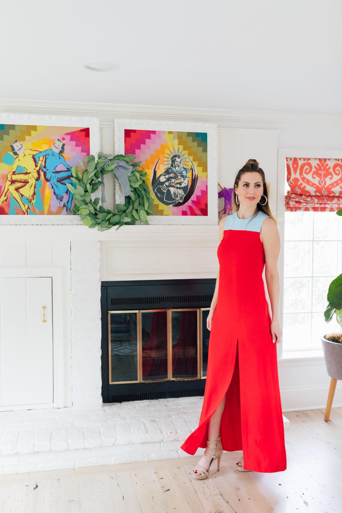 Eva Amurri Martino shares her favorite color blocked pieces for spring!