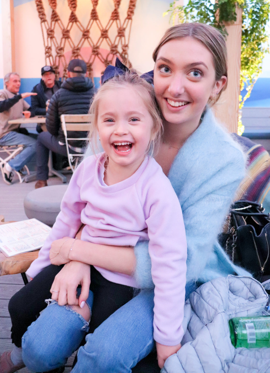 Eva Amurri Martino shares images from her family trip to Los Angeles