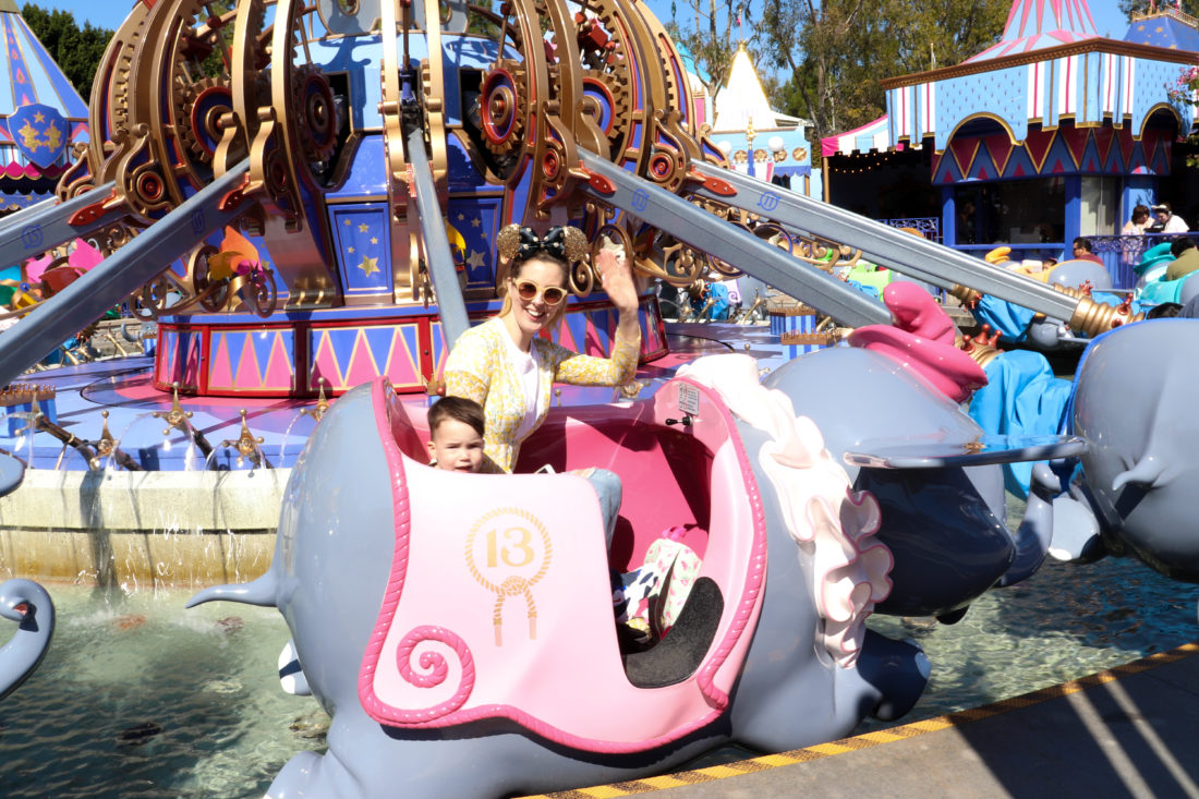 Eva Amurri Martino shares images from her family trip to Disneyland