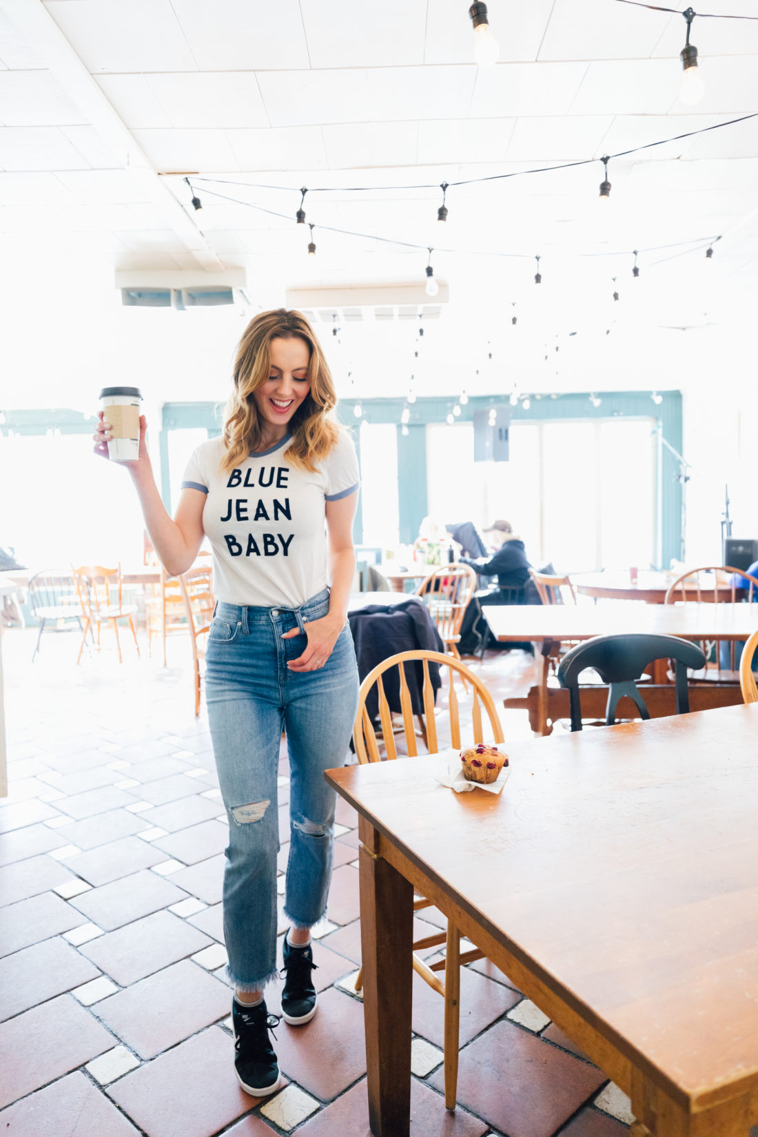Eva Amurri Martino shares her favorite new denim pieces