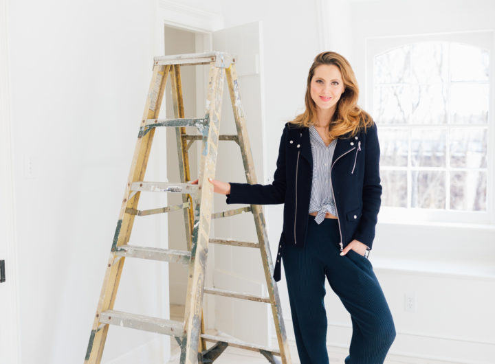 Eva Amurri Martino shares her finished renovations at her home in Connecticut