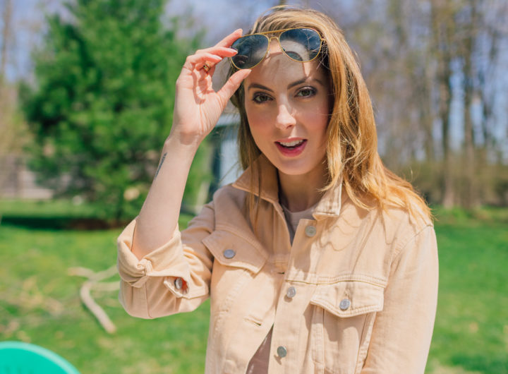 Eva Amurri Martino of Happily Eva After shares her favorite nude colored pieces for spring