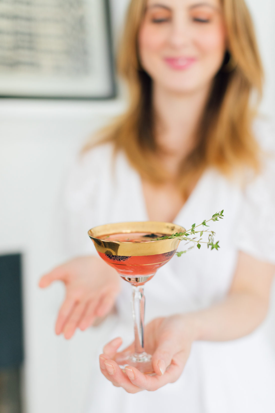 Eva Amurri Martino of Happily Eva After shares her Mommy Juice Cocktail for Mother's Day
