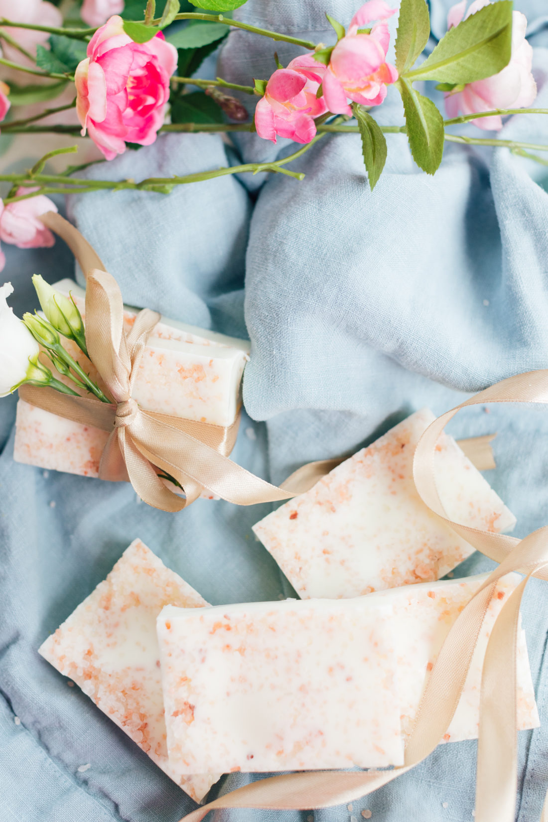 Eva Amurri Martino of Happily Eva After shares a DIY citrus soap bar craft