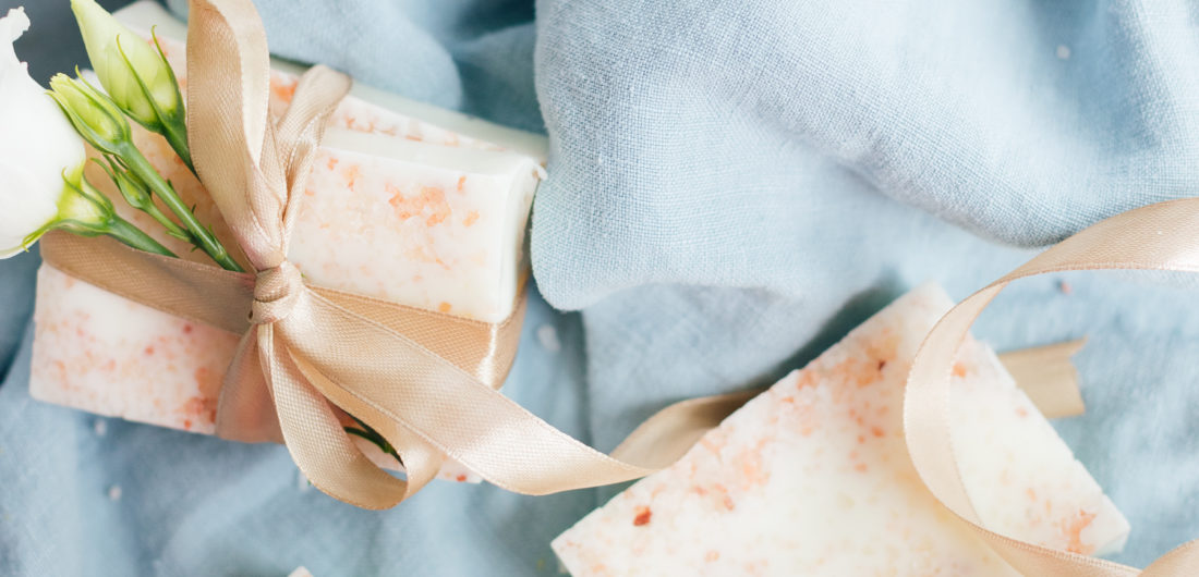 Eva Amurri Martino of Happily Eva After shares a DIY citrus soap bar craft