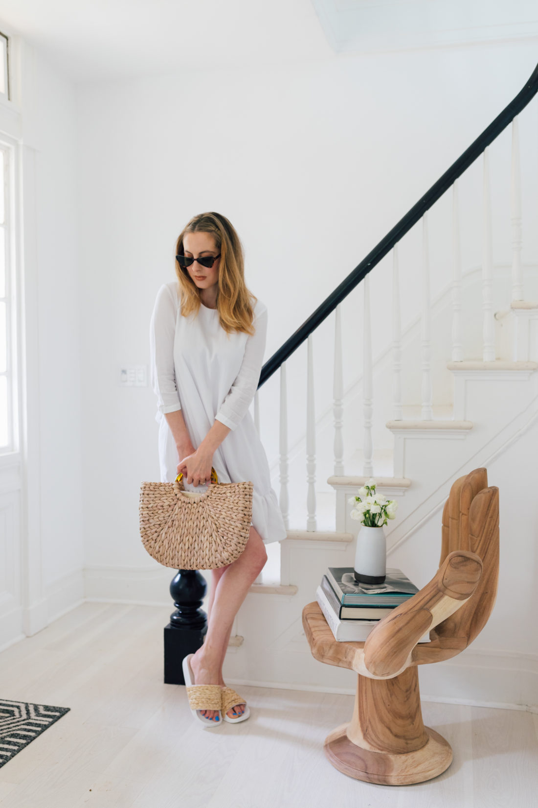Eva Amurri Martino of Happily Eva After shares her favorite inexpensive summer accessories