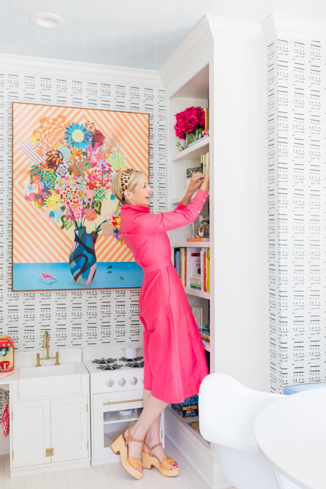 Eva Amurri Martino's interior designer Prudence Bailey from Prudence Home & Design
