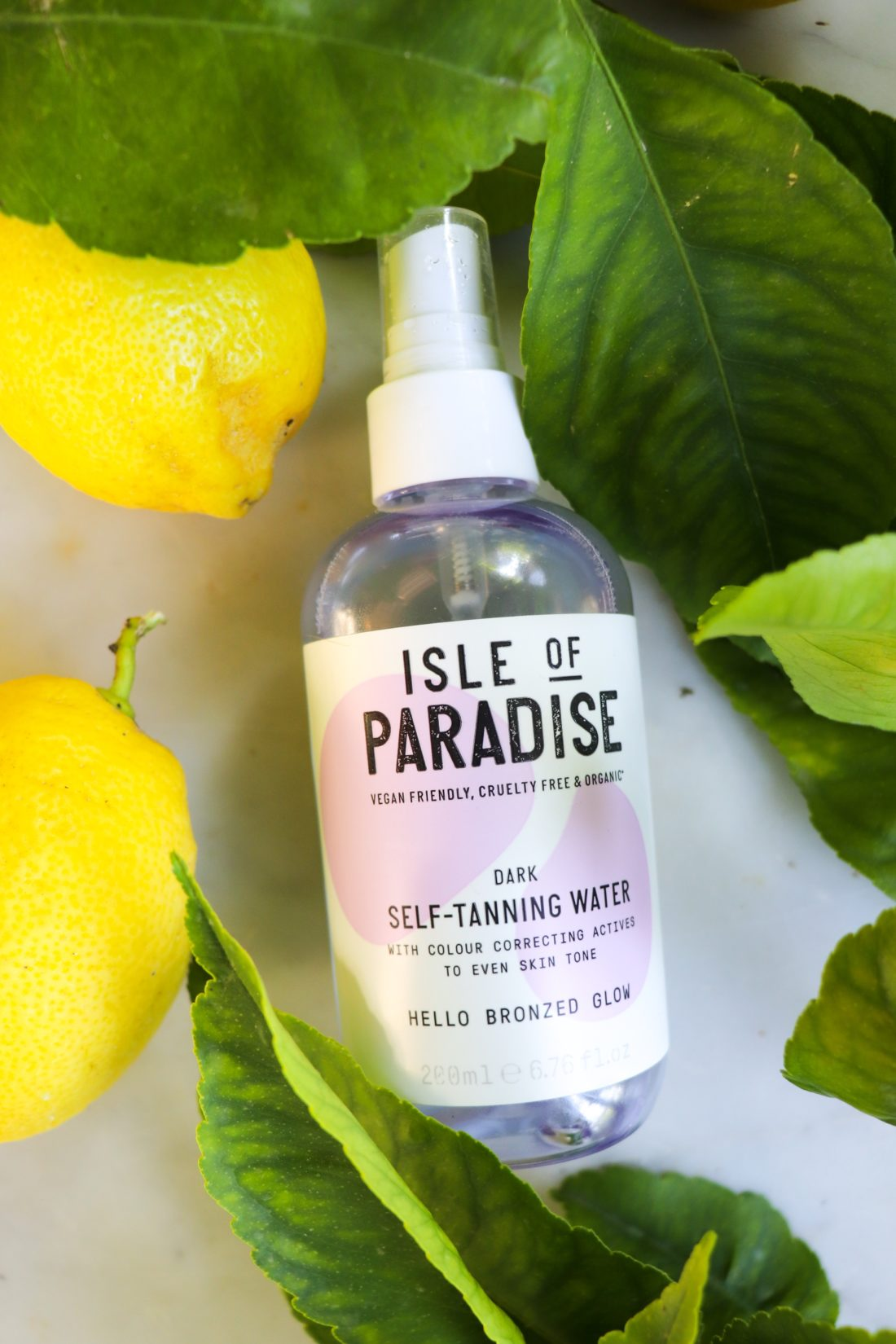 Eva Amurri Martino shares her July obsessions, including Isle Of Paradise Dark Self Tanning Water