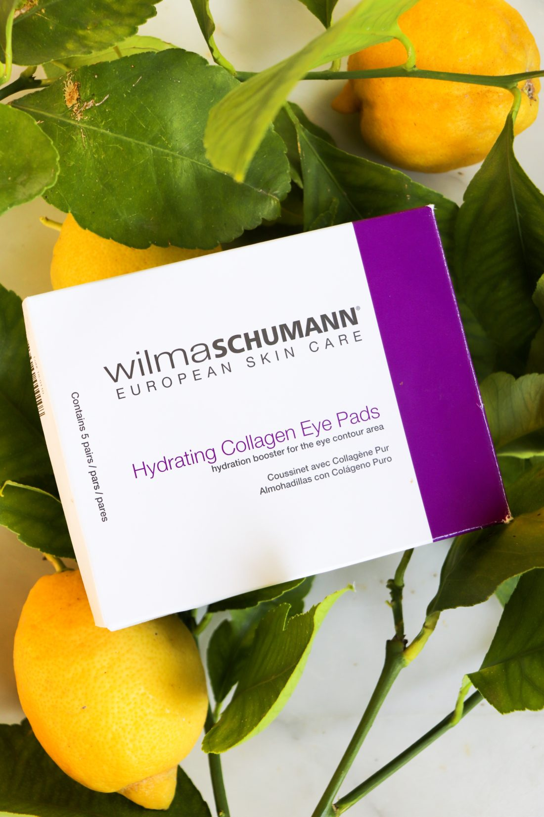 Eva Amurri Martino shares her July obsessions, including Wilma Schumann Hydrating Collagen Eye Pads