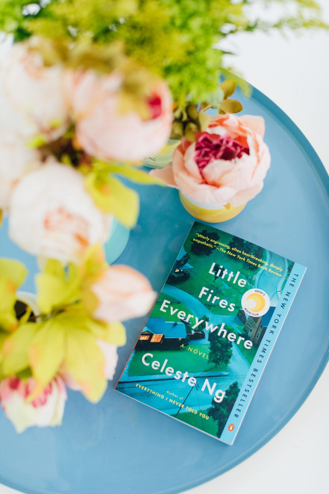 Eva Amurri Martino announces her third HEA Book Club pick: Little Fires Everywhere by Celeste Ng