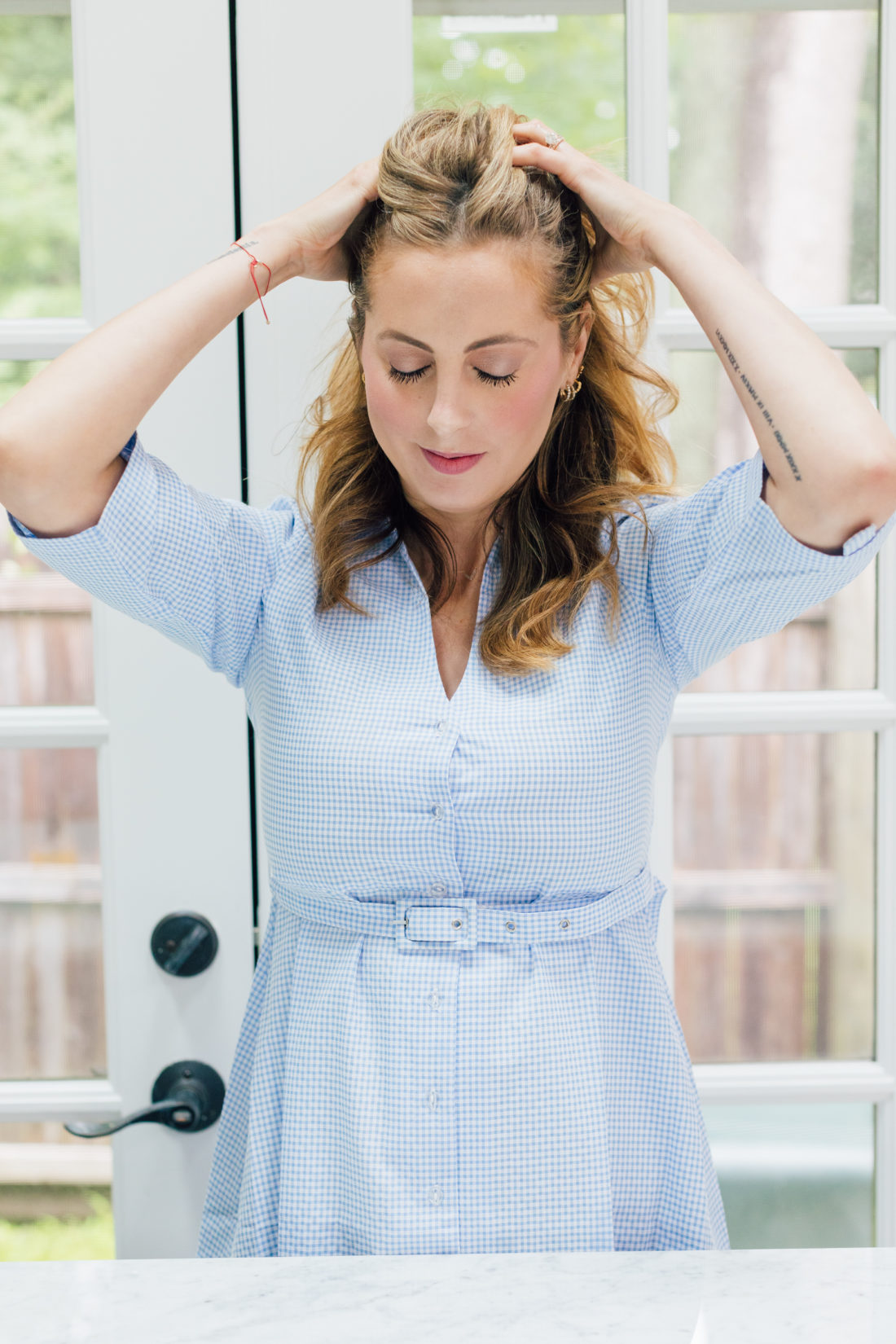 Eva Amurri Martino shares her favorite scalp oil from Furterer Complexe 5