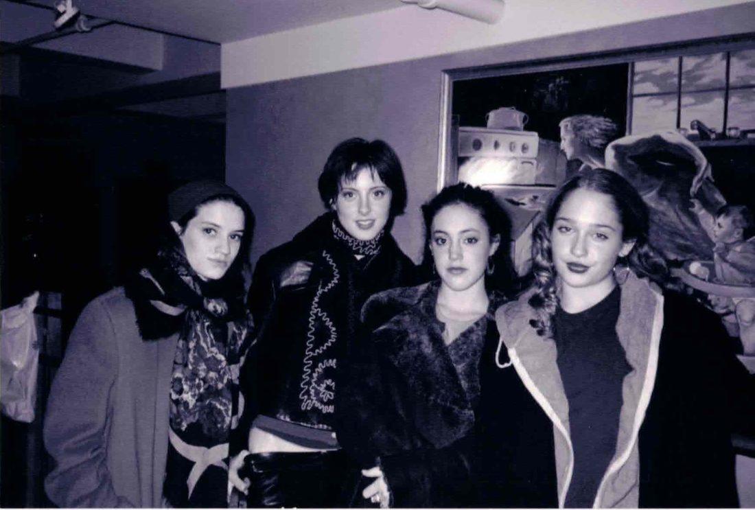 Eva Amurri Martino shares a snapshot from her high school years