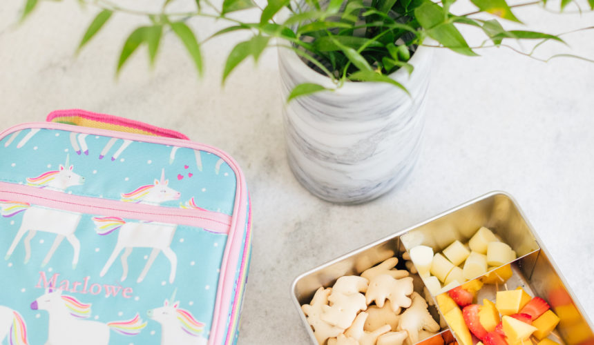 Eva Amurri Martino shows one of her 3 easy lunchbox ideas
