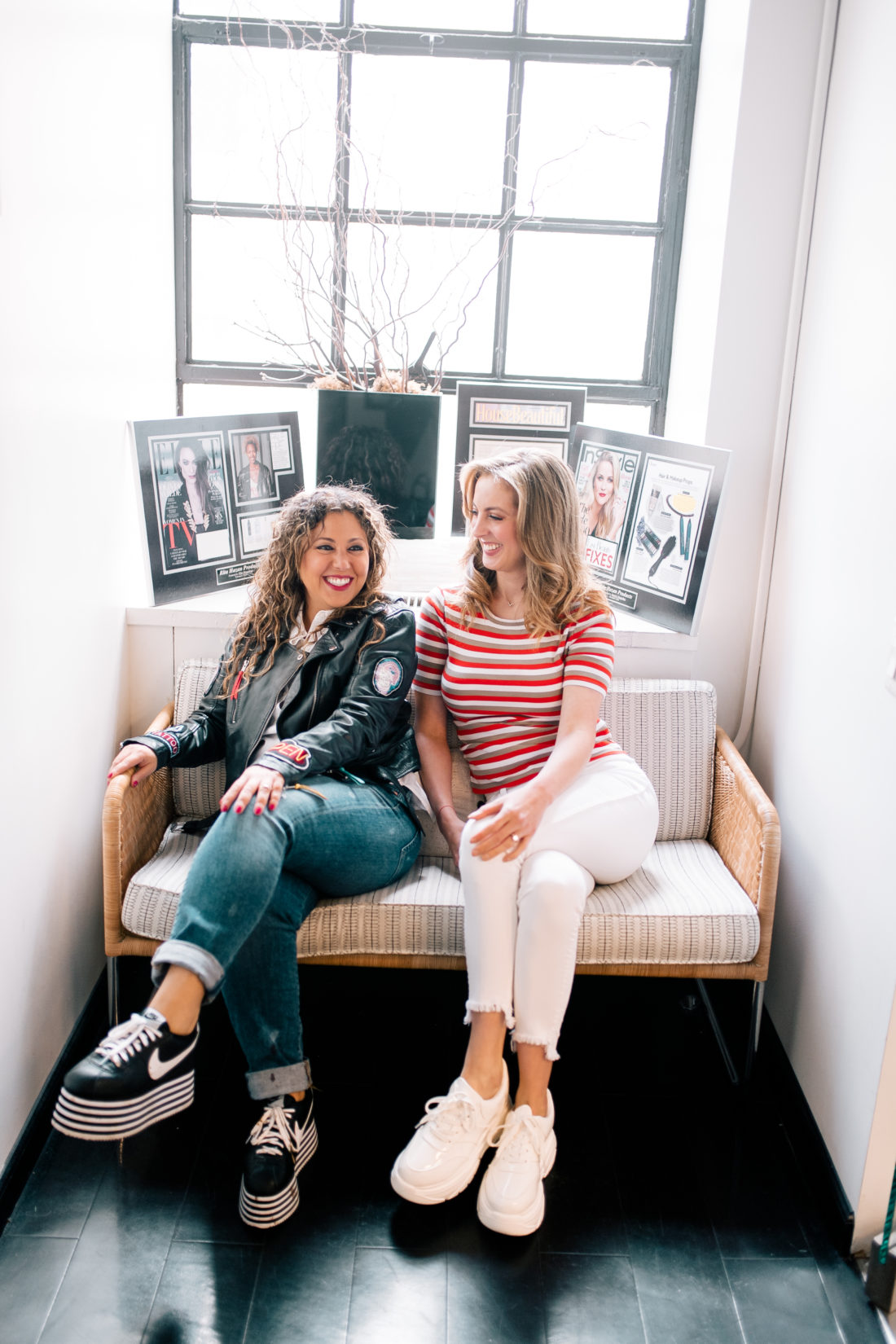 Eva Amurri Martino sits down with hairstylist to stars Rita Hazan for a Q&A that includes all your burgeoning hair questions