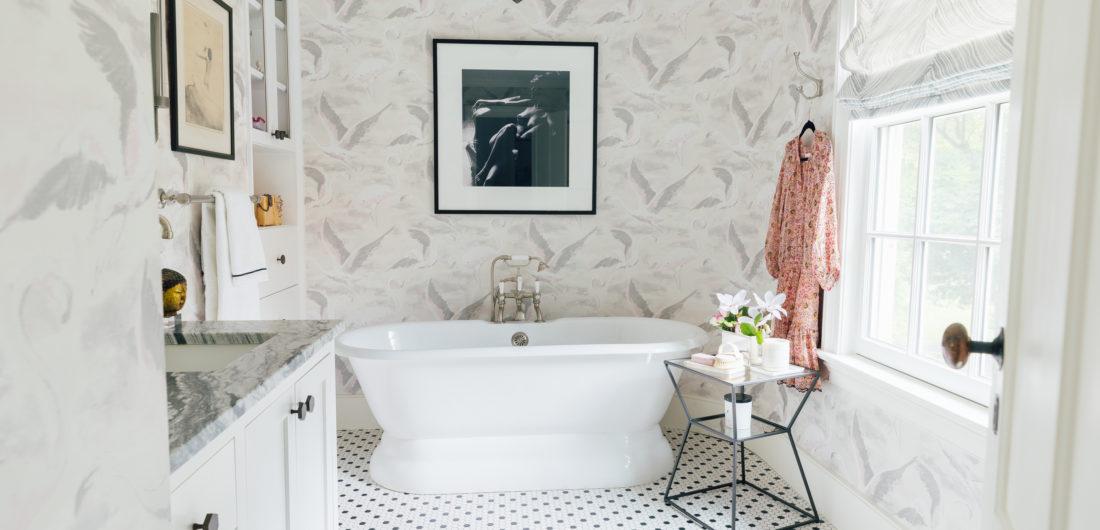 Eva Amurri Martino Master Bathroom