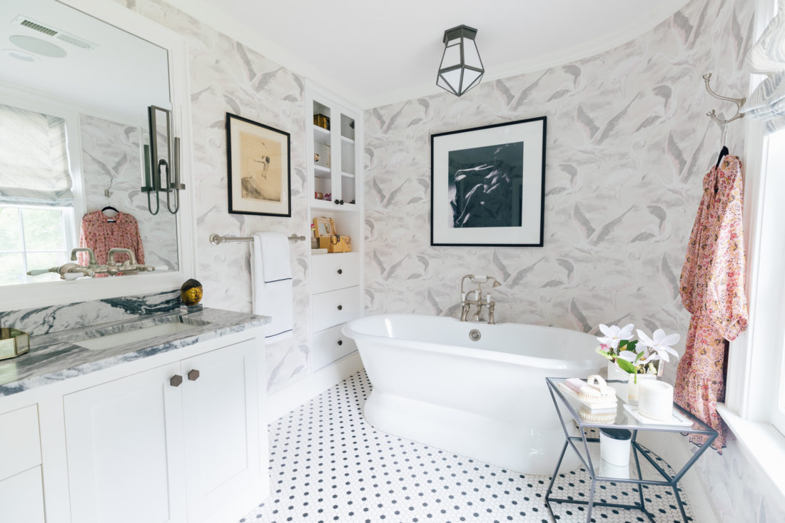 Eva Amurri Martino Master Bathroom