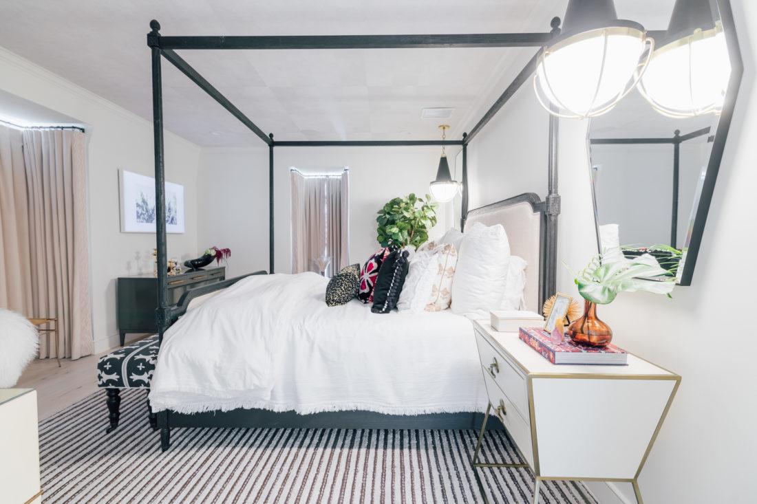 Eva Amurri Martino unveils her new Master Bedroom