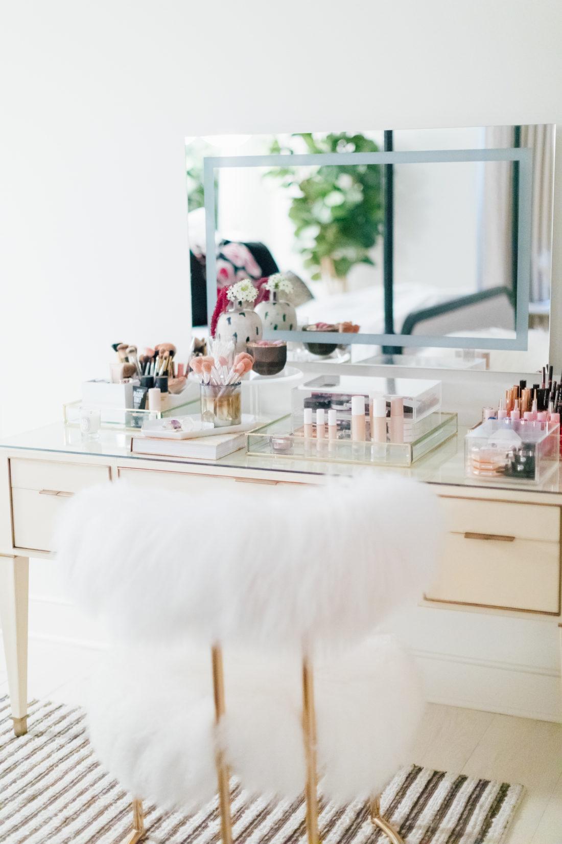 Eva Amurri Martino's vanity
