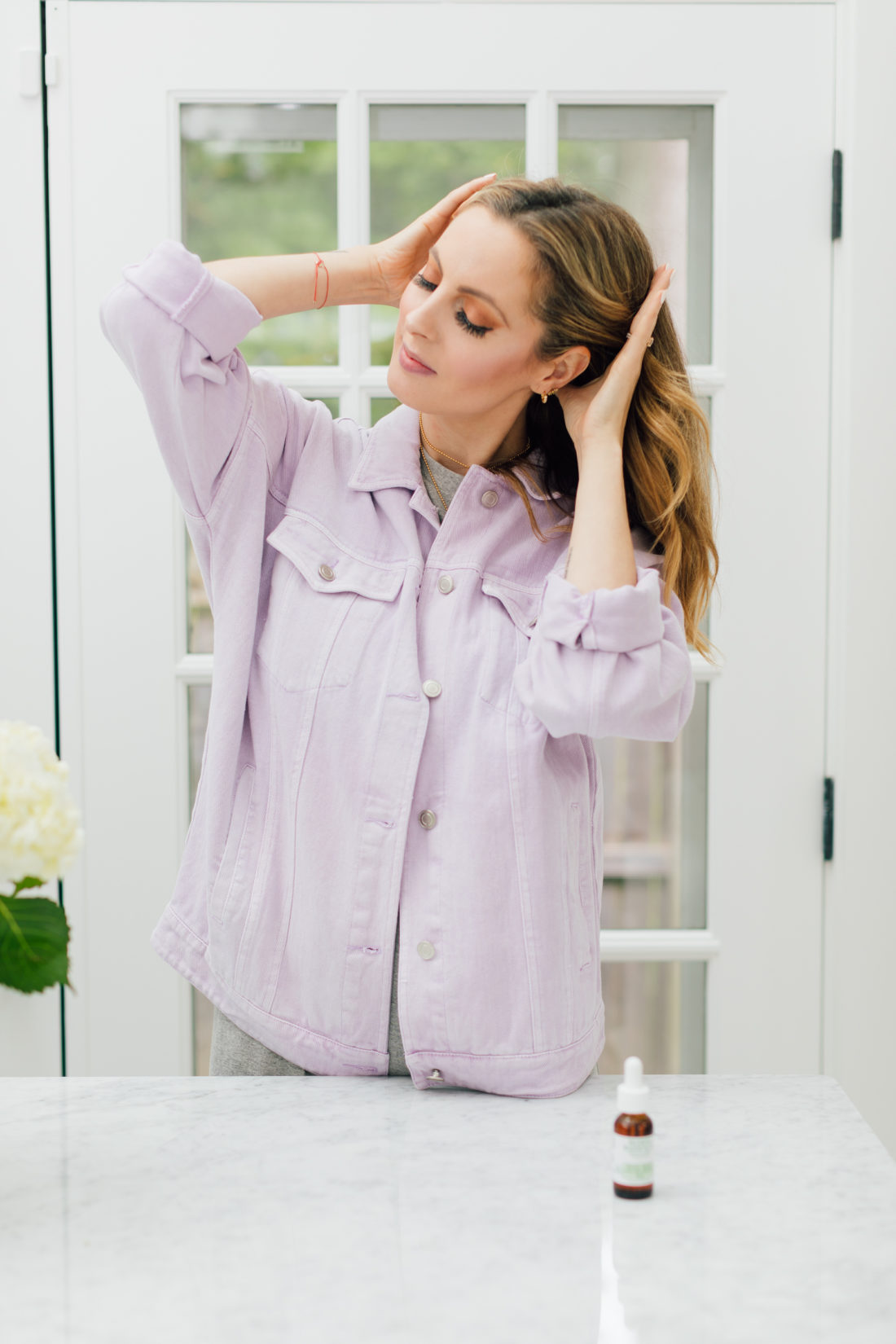 Eva Amurri Martino shares her September 2019 Obsessions which includes this Mario Badescu Rose Hips Nourishing Oil