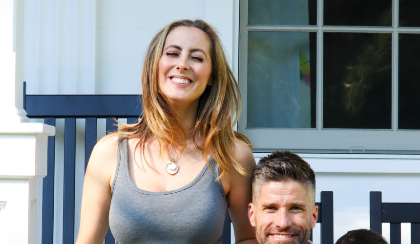 Eva Amurri Martino shares a sweet surprise with her readers