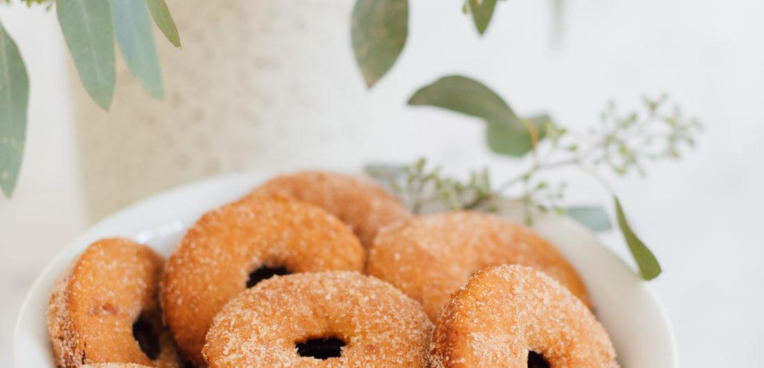 Eva Amurri Martino shares her recipe for delish homemade apple cider donuts
