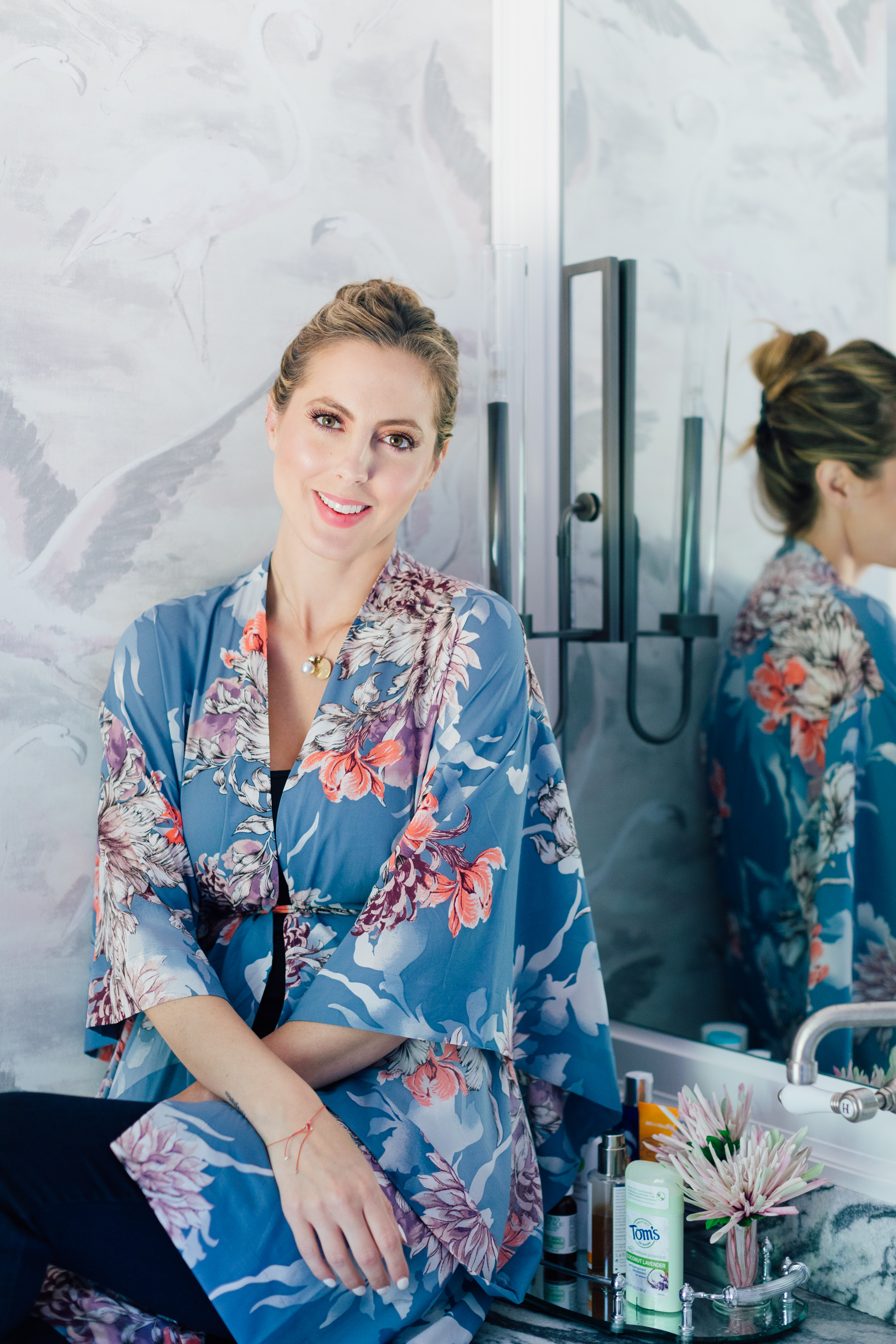 Eva Amurri Martino shares her updated pregnancy safe beauty routine