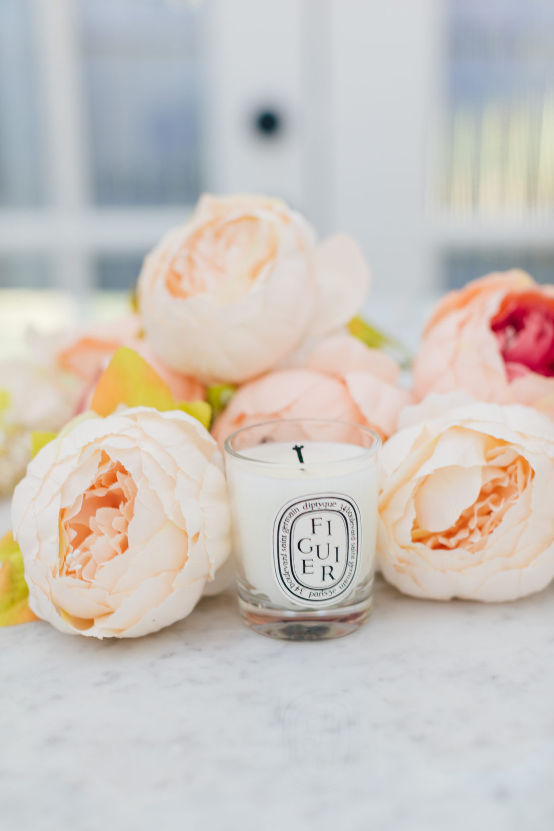 Eva's Obsessions October 2019 includes this yummy Diptyque FIGUIER Candle in the Happily Eva After Studio