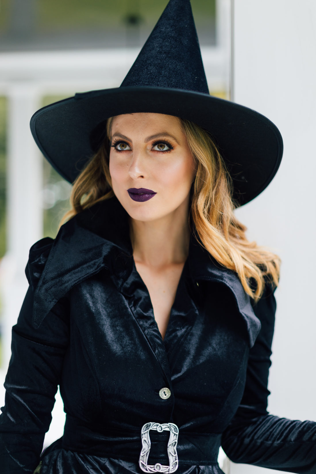 Eva Amurri Martino goes witch chic for Halloween