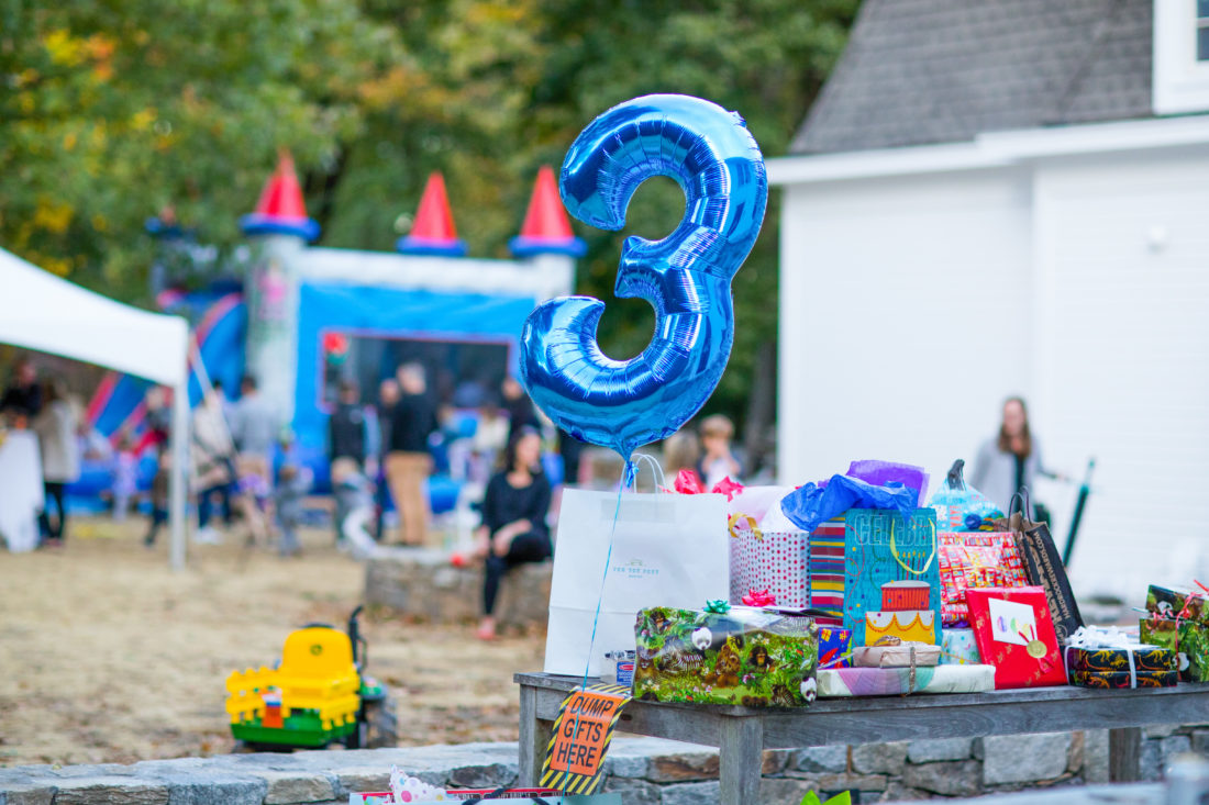 Major Martino's 3rd Birthday Party
