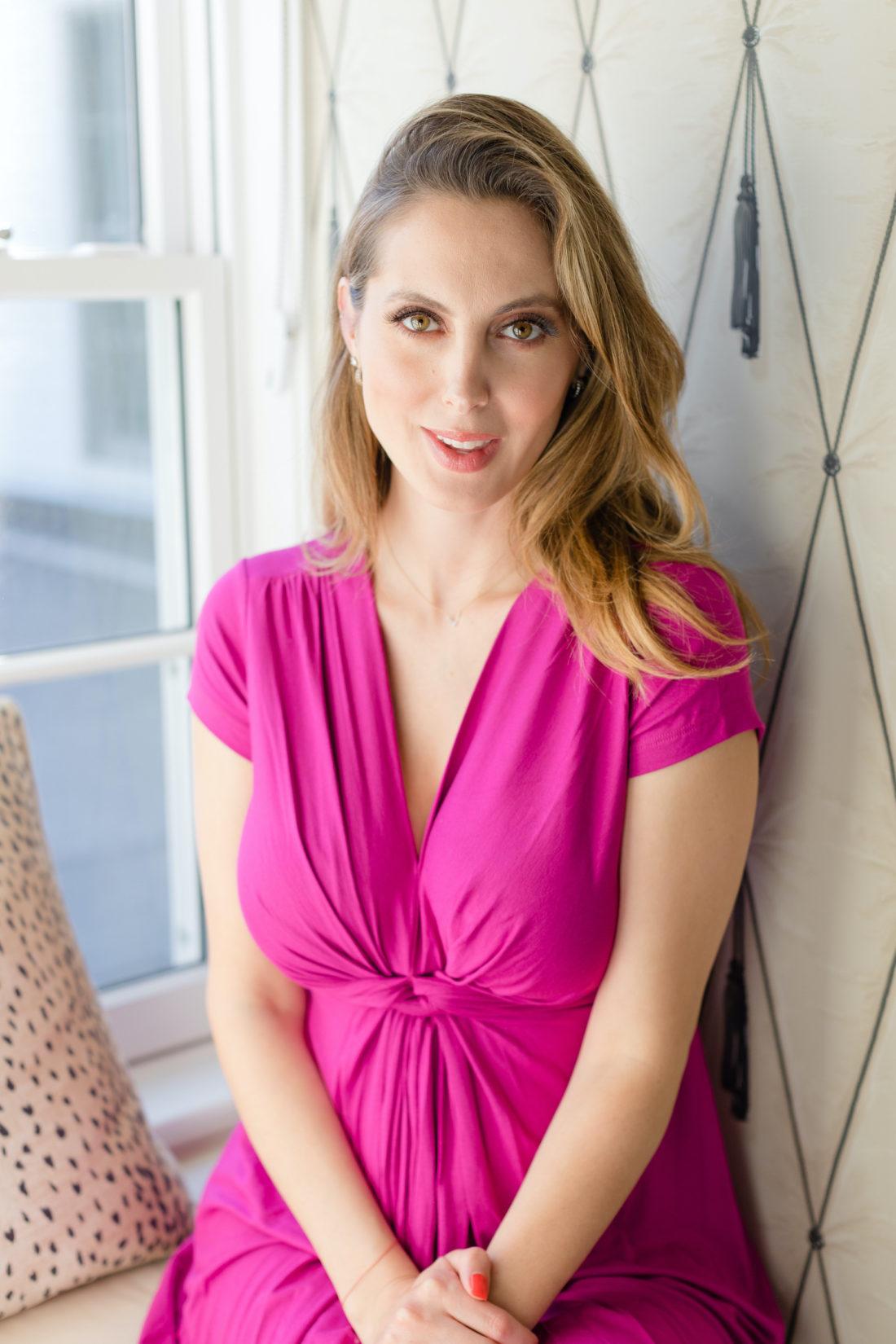 Eva Amurri Martino shares her Nighttime Eye Makeup Tutorial