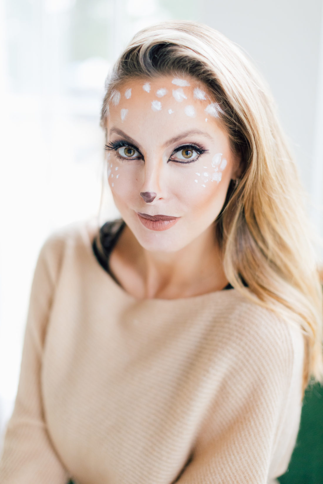 Eva Amurri Martino shares two easy Halloween makeup tutorials