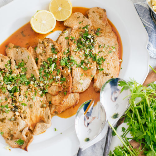 The Best Veal Scallopini Recipe Ever Happily Eva After