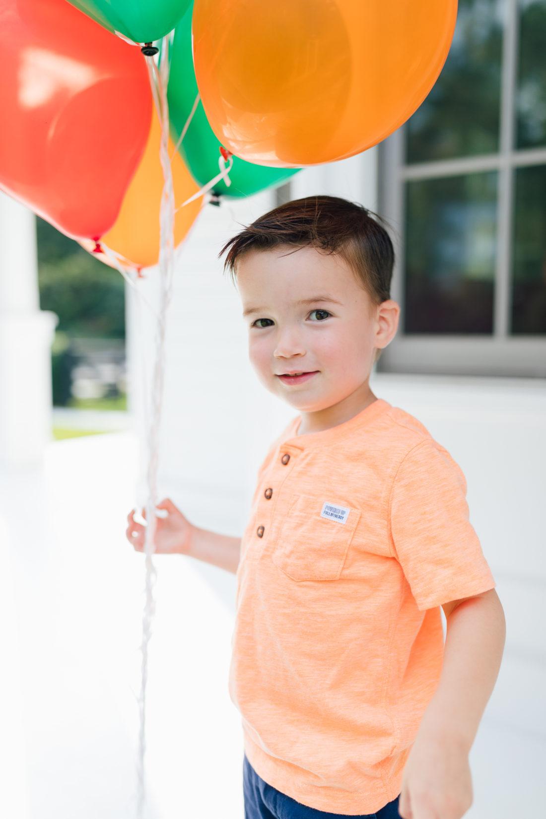 Eva Amurri Martino's son Major turns 3