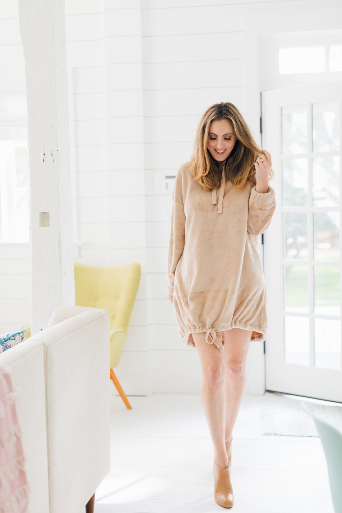Eva Amurri Martino shares teddy bear chic fashion inspiration