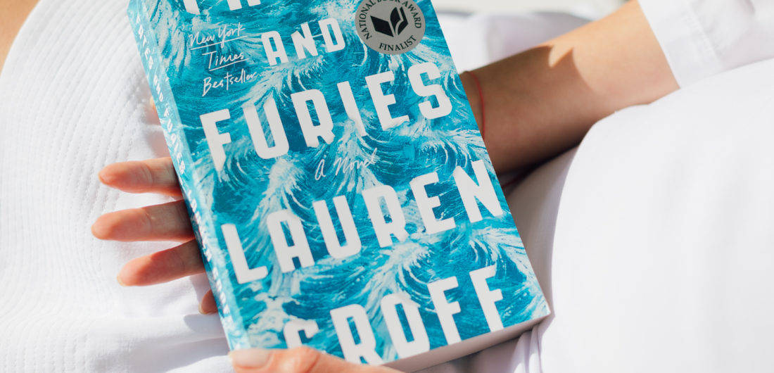 Eva Amurri Martino unveils the fifth HEA Book Club Book: Fates and Furies by Lauren Groff