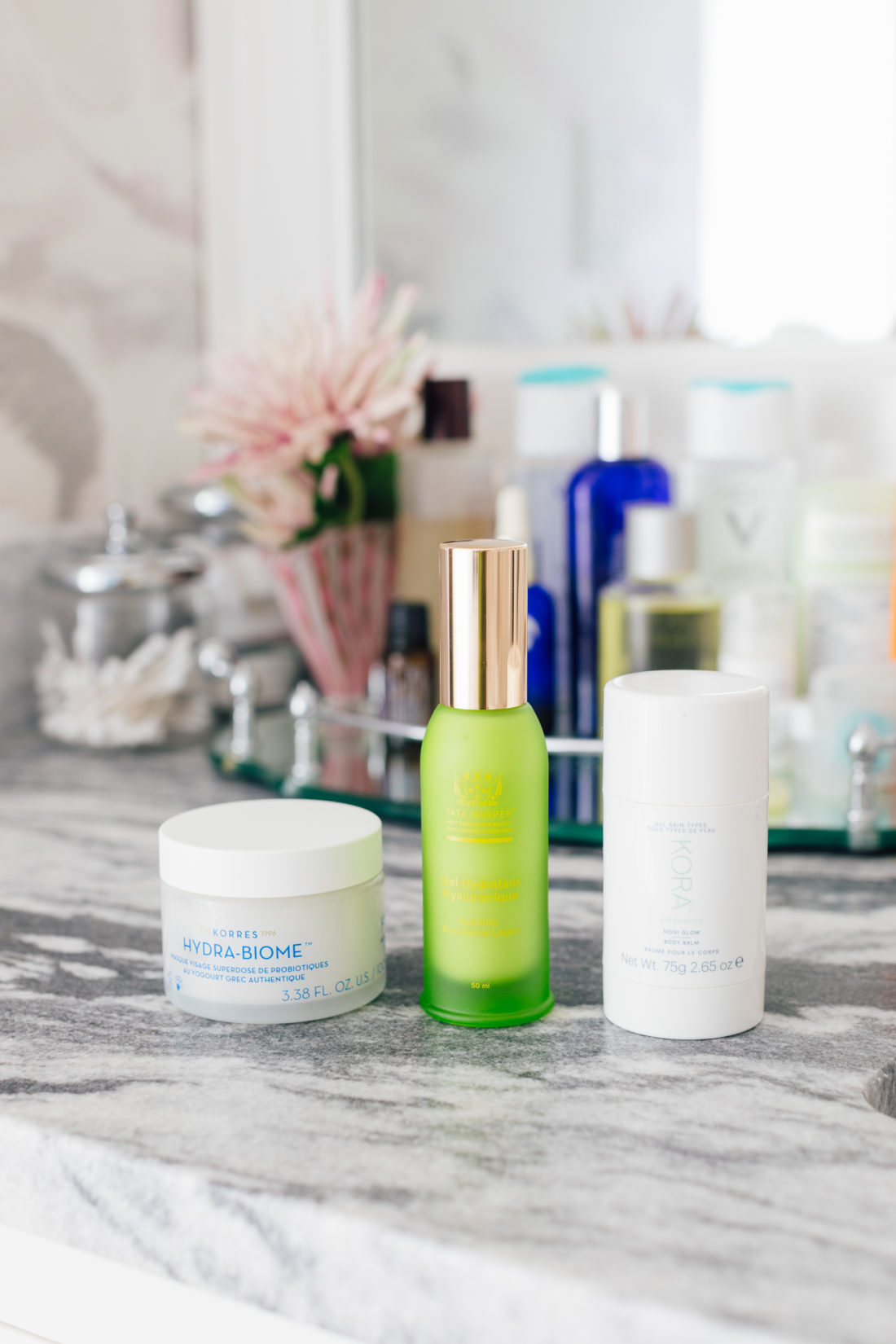 Eva Amurri Martino picks out clean beauty products from Verishop