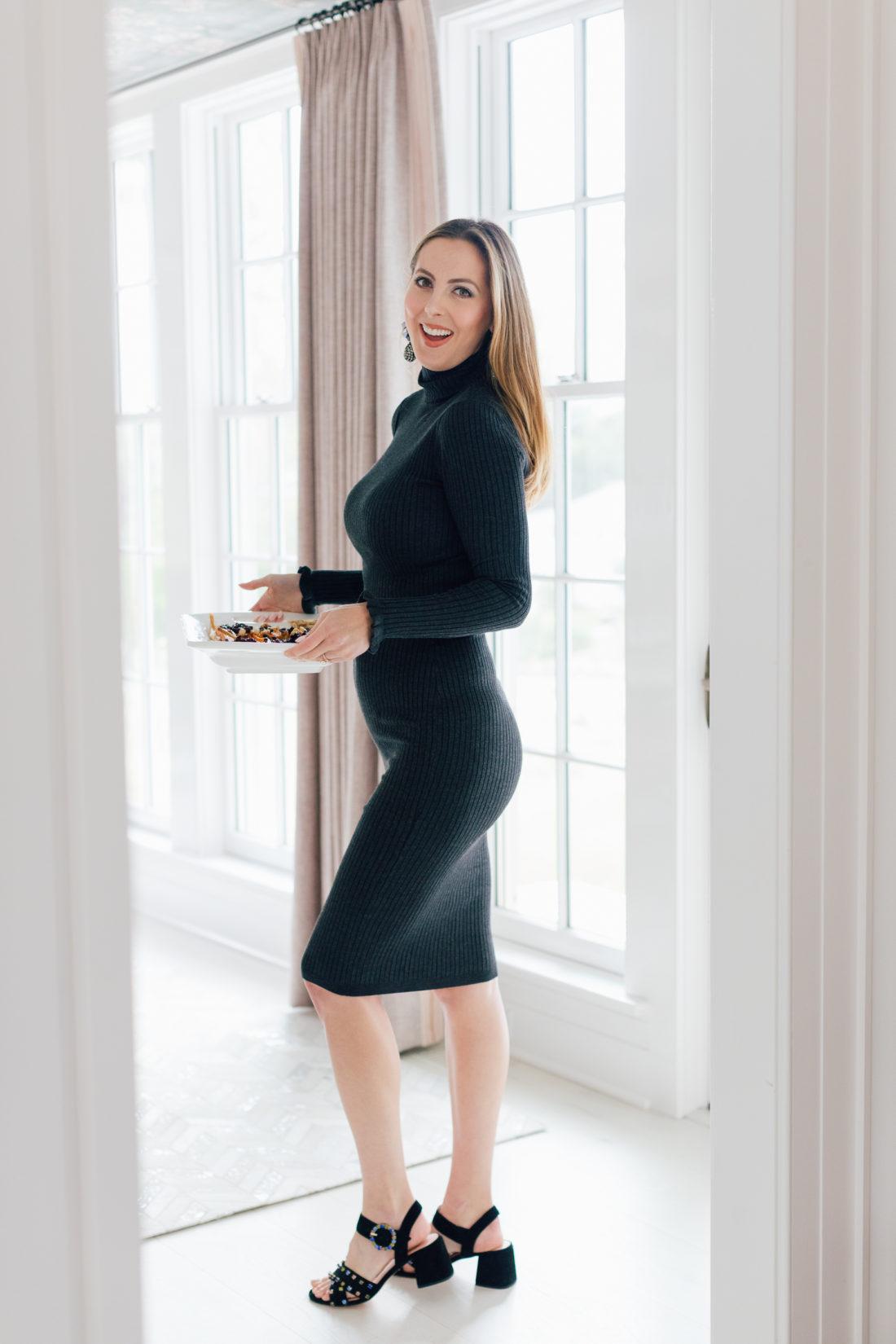 Eva Amurri Martino whips up some Thanksgiving side dishes