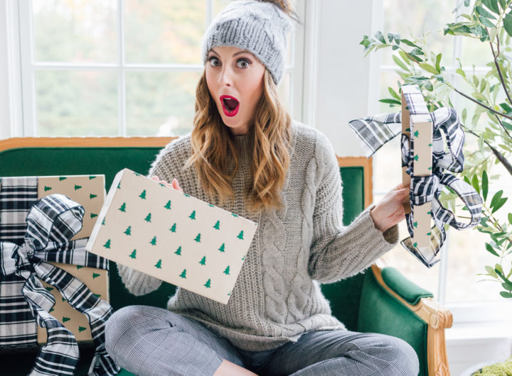 Eva Amurri Martino shares her 2019 Holiday Gift Guide For Parents + In Laws