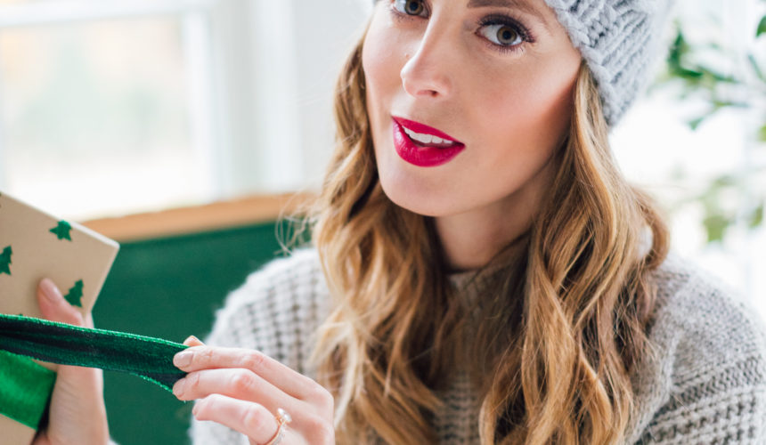 Eva Amurri Martino shares her 2019 Holiday Gift Guide For Friends + Luxury