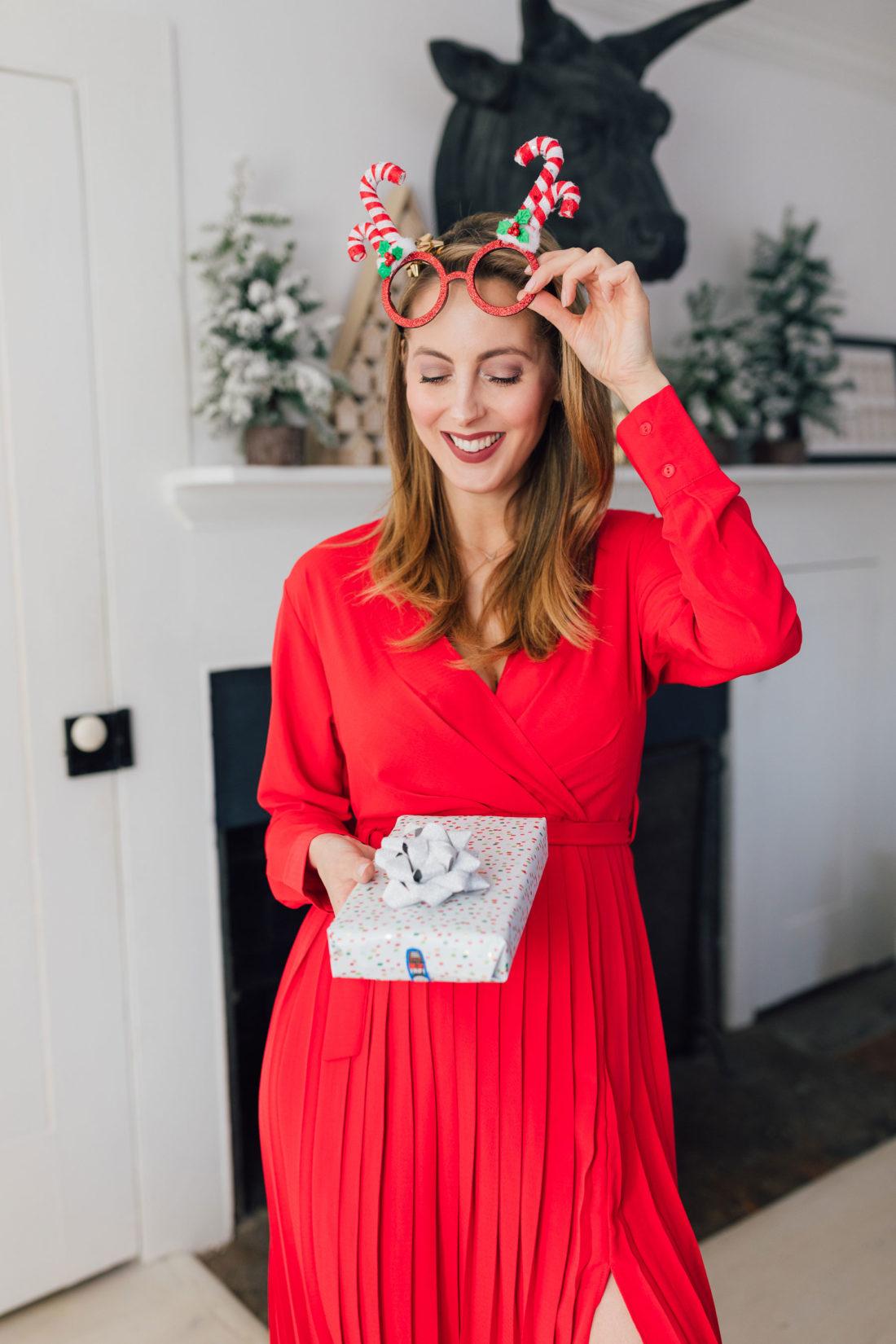 Eva Amurri shares her gift giving philosophy before the holidays