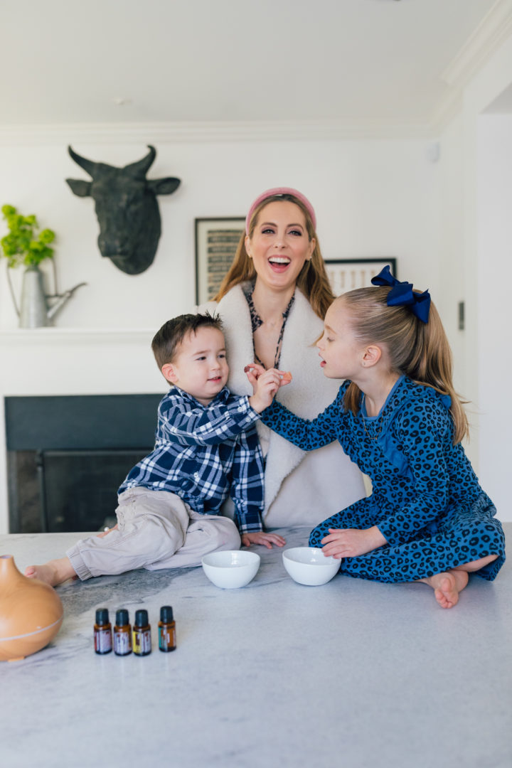 Blogger Eva Amurri's favorite products for keeping kids from getting sick in the winter