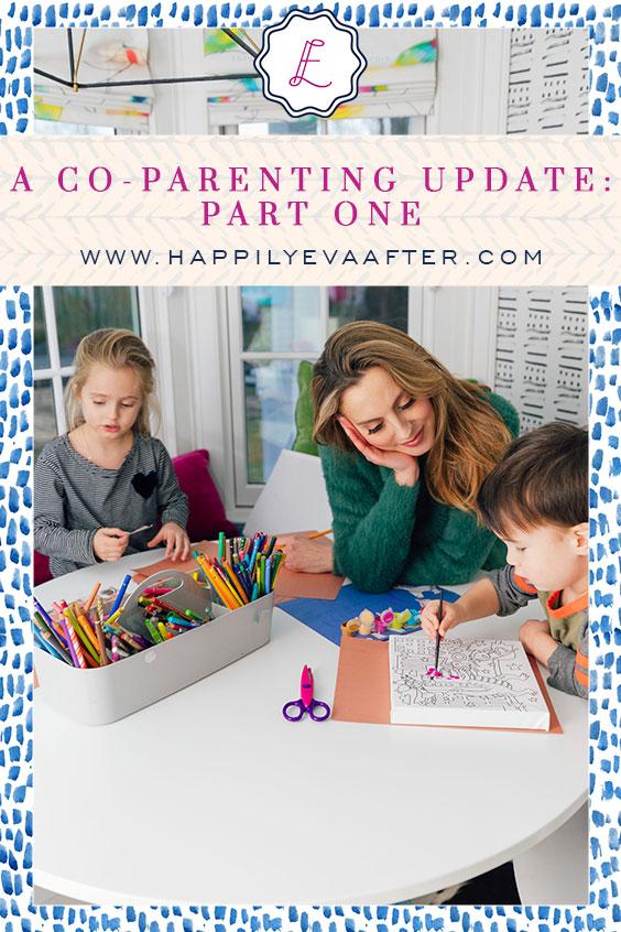 Eva Amurri shares a Co-Parenting update