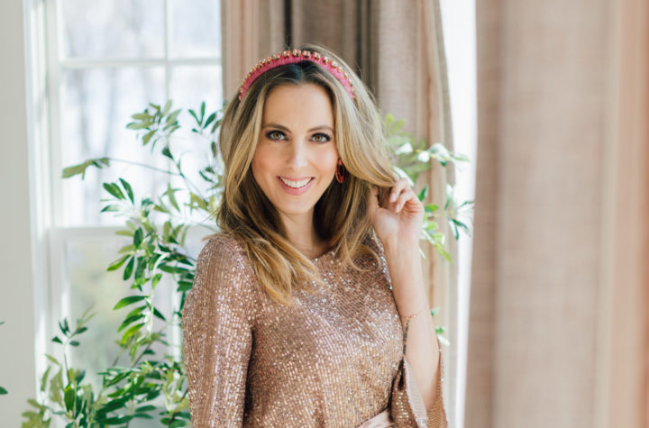 Blogger Eva Amurri shares a Valentine's Day Makeup Tutorial