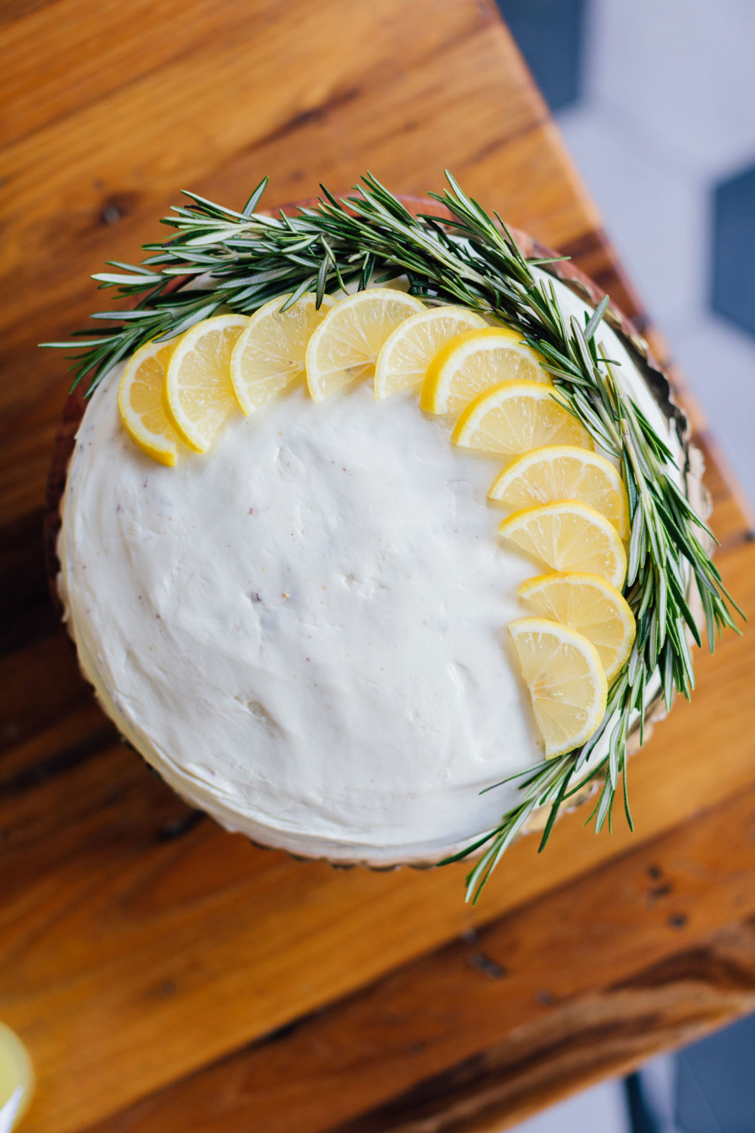 The cake at blogger Eva Amurri's Baby Sprinkle