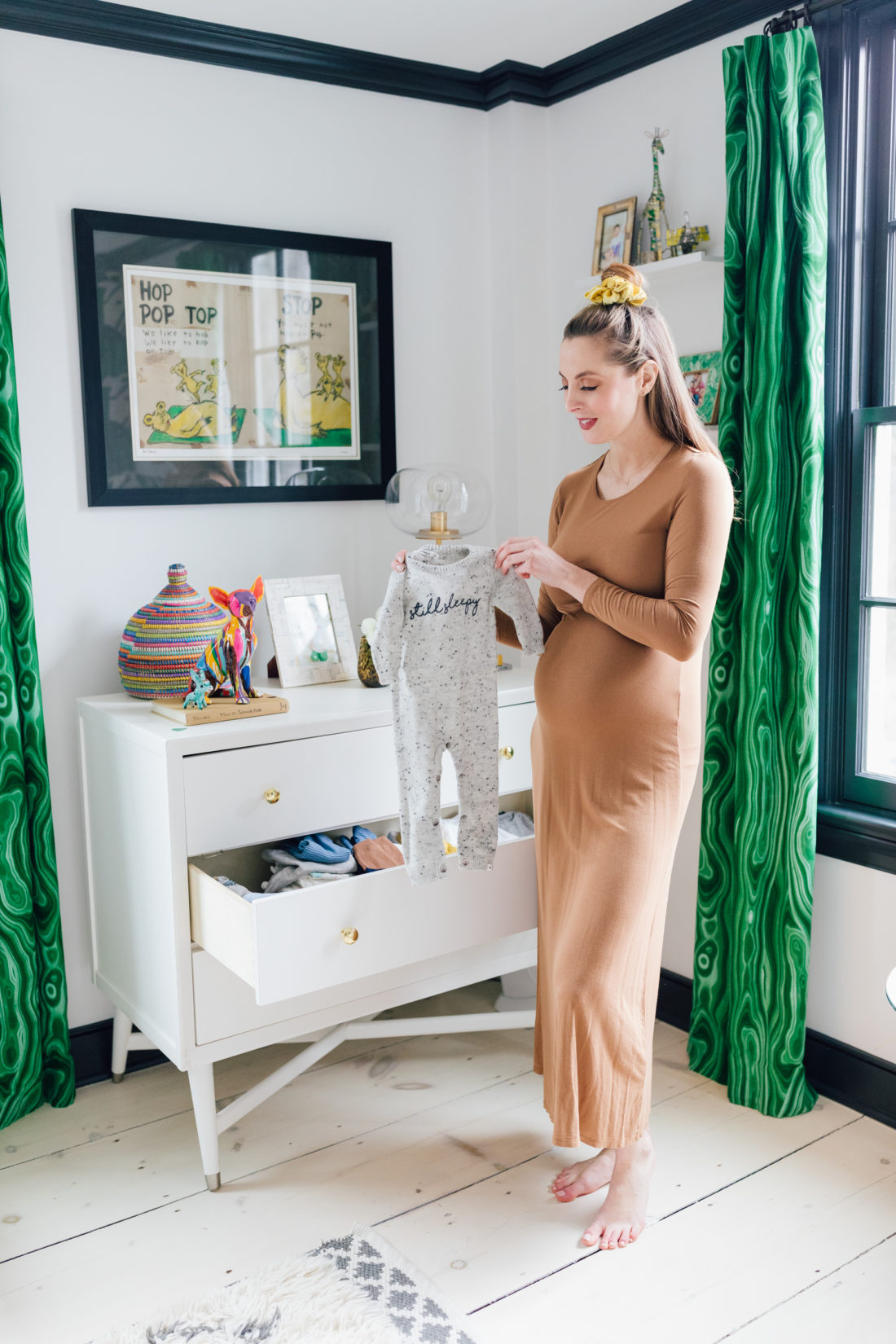 Blogger Eva Amurri discusses how she's preparing for baby #3
