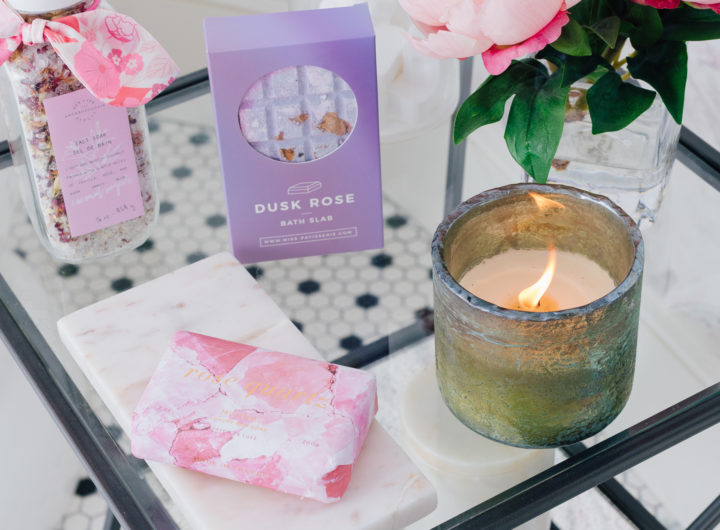 Blogger Eva Amurri shares her favorite bath products