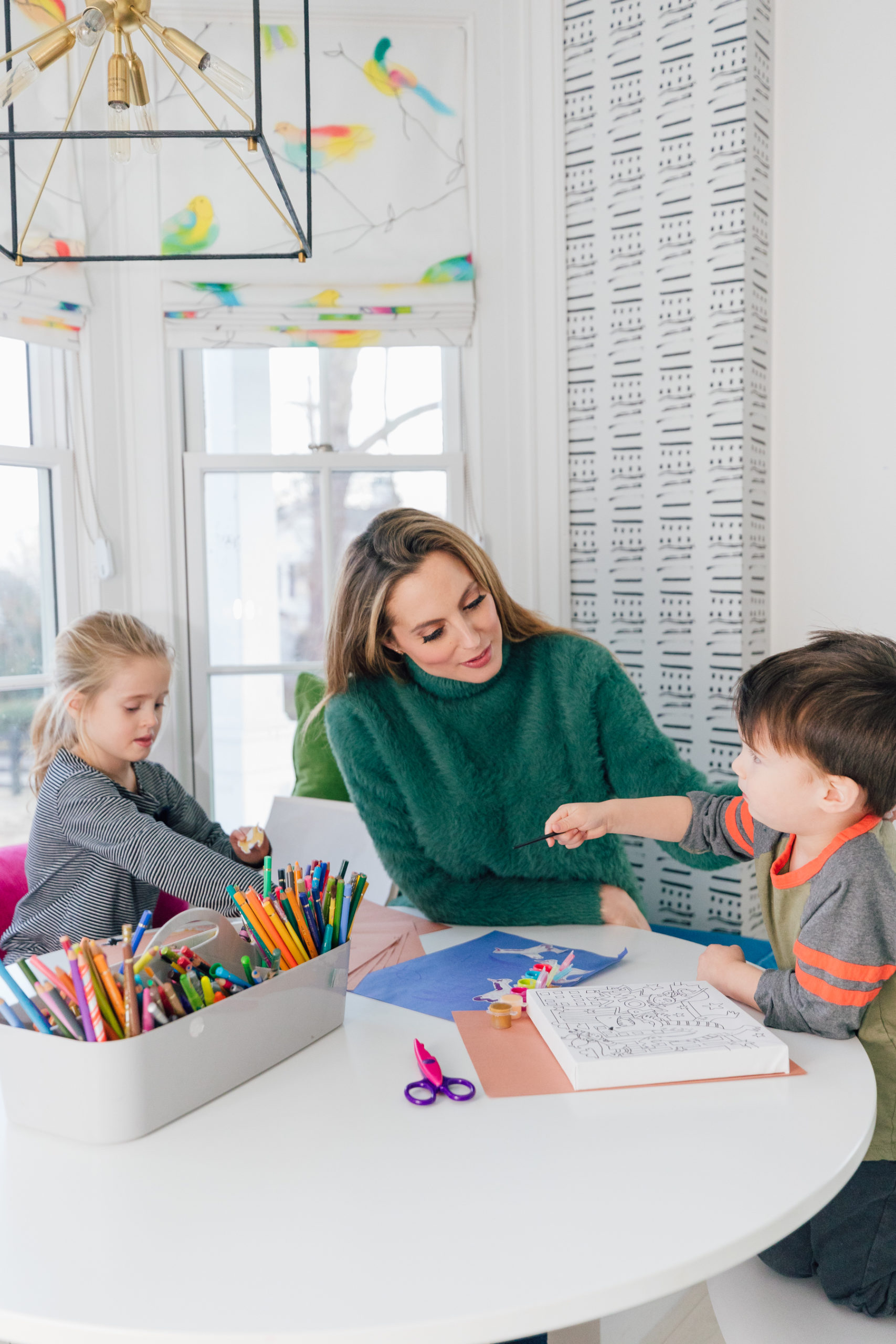 Blogger Eva Amurri shares the Ultimate Educational Resource Guide For Families During Self-Isolation