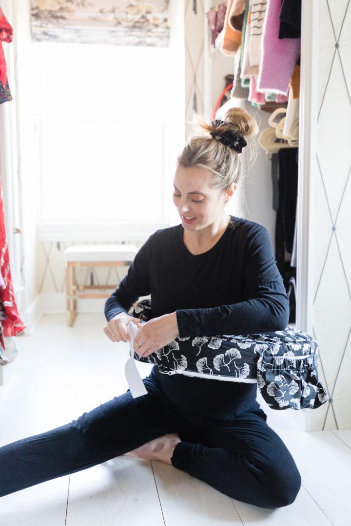 Blogger Eva Amurri shares her postpartum recovery tips