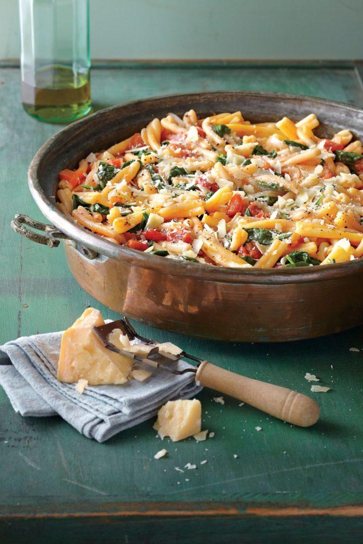 A Pantry pasta Recipe